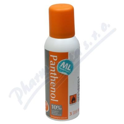 Panthenol 10% z mojí lékárny spray 150ml