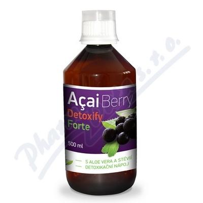 Acai Berry Detoxify Forte 500 ml