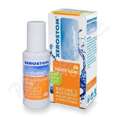 Xerostom sprej pro suchou ústní dutinu 15ml
