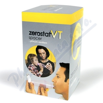 Spacer Zerostat VT aplikátor aerosolov. přípravků