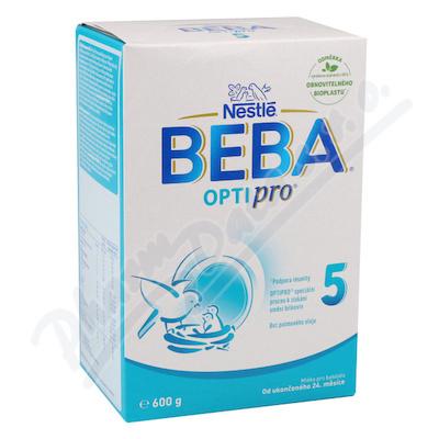 NESTLÉ Beba 5 PRO-OPTIPRO 600g