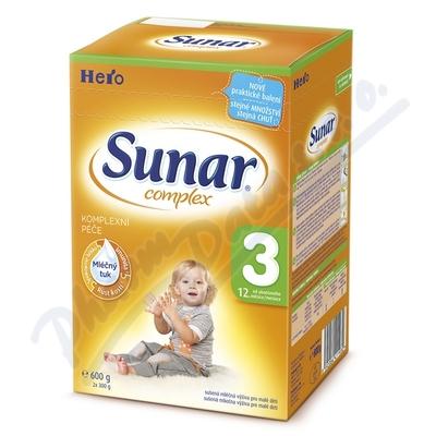 Sunar complex 3 600g (nový)