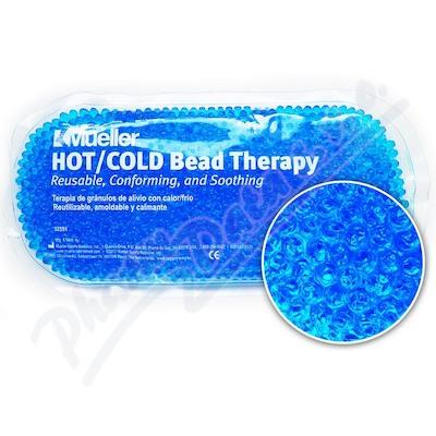 Mueller Hot - Cold polštářek gelové kuličky modrý
