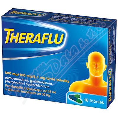 Theraflu 500-100-6.1mg cps.dur.16