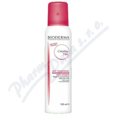 BIODERMA Sensibio Déo Anti-transpirant 150 ml