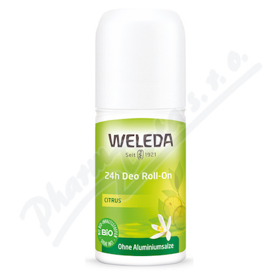 WELEDA Deo Citrus 24h Roll-on 50ml