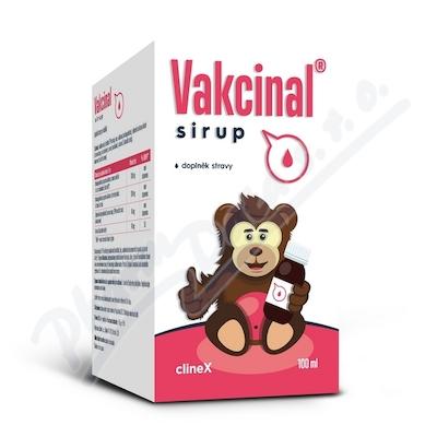 Vakcinal sirup 100 ml