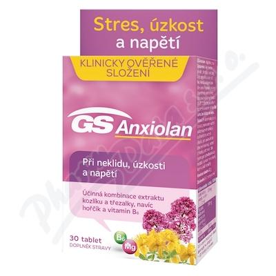 GS Anxiolan tbl.30 2017 ČR-SK