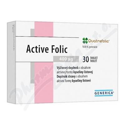 Active Folic tbl.30 Generica