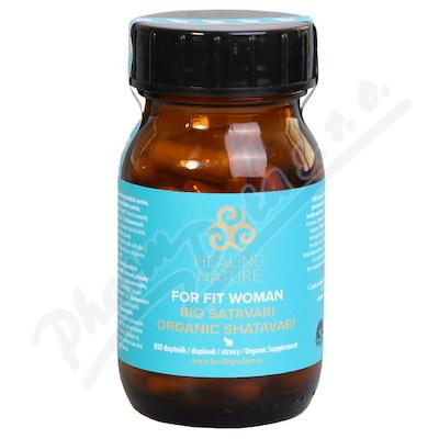 Bio For Fit Woman pro hormonální rovnováhu cps.60