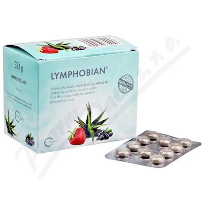 Lymphobian odstranění přebytečné vody tbl.60NeoZen