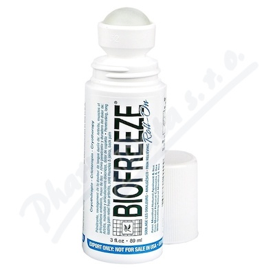 BIOFREEZE Roll-On 89ml