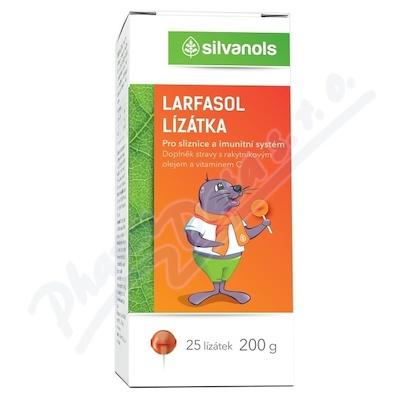 Larfasol lízátka 25ks