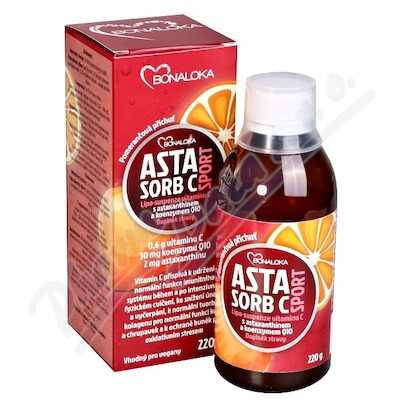 AstaSorb C - SPORT - 220 g