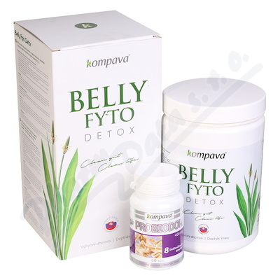 BELLY FYTO Detox 400g