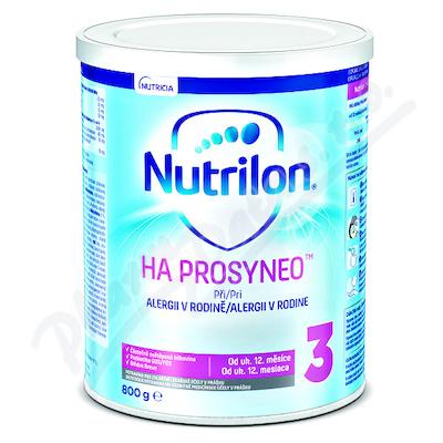 Nutrilon 3 HA Prosyneo 800g