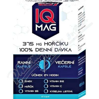 IQ Mag ranní-večerní cps.60
