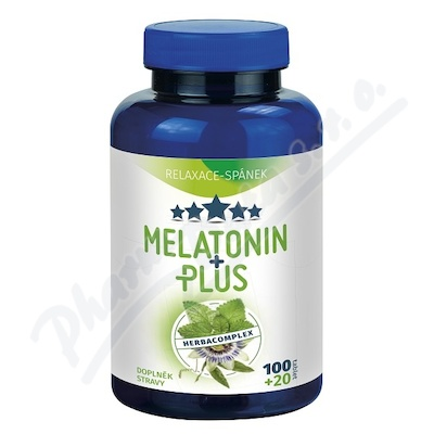 Melatonin Plus 120 tablet (Galmed)
