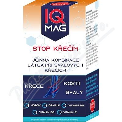 IQ Mag Stop křečím tbl.60