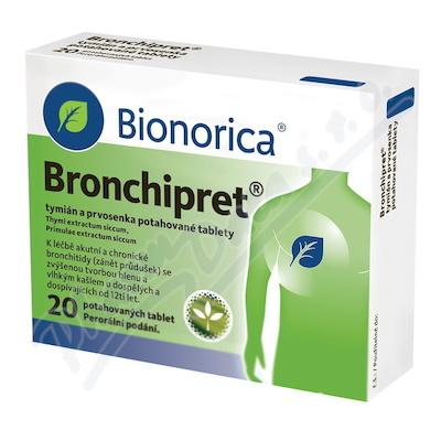 Bronchipret Potahované Tablety tbl.obd.20