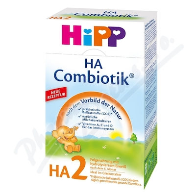 HiPP MLÉKO HiPP HA2 Combiotic 500g