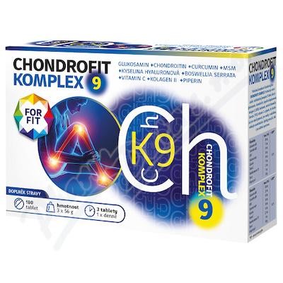 Chondrofit Komplex 9 tbl.180