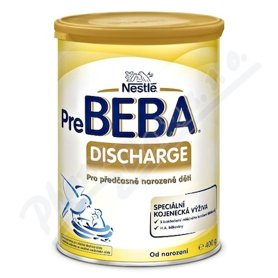 PreBEBA Discharge por.sol.1x400g