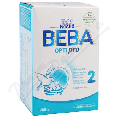 NESTLÉ Beba 2 PRO-OPTIPRO 600g