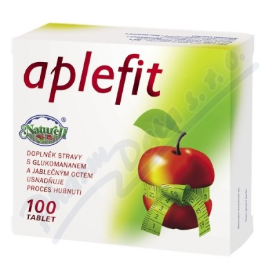 Aplefit s jabl.octem tbl.100