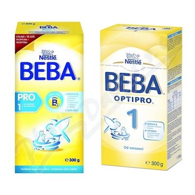 NESTLÉ Beba 1 PRO-OPTIPRO 300g